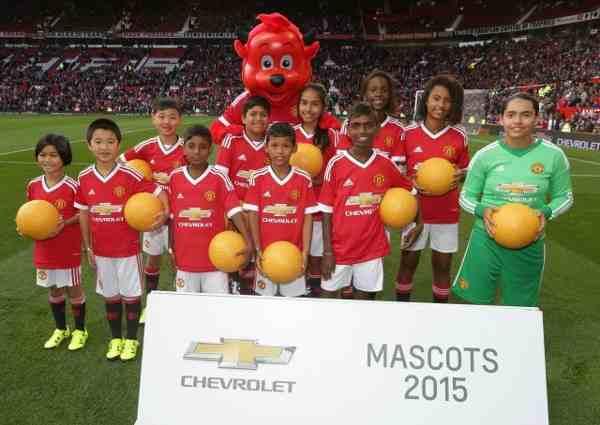 Chevrolet Mascots
