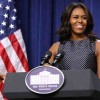 First Lady Michelle Obama's Let's Move! Program