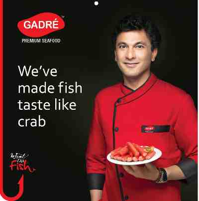 Gadre Signs Chef Vikas Khanna as Brand Ambassador