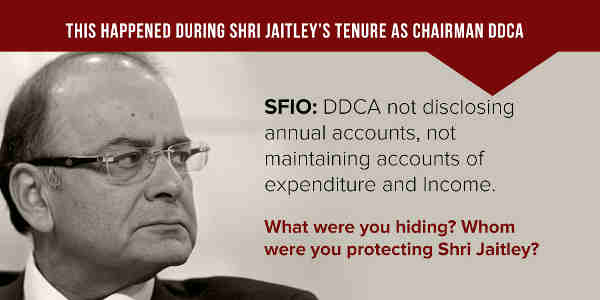 Is India's Finance Minister a Corrupt Man?