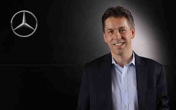dietmar exler to head mercedes benz usa