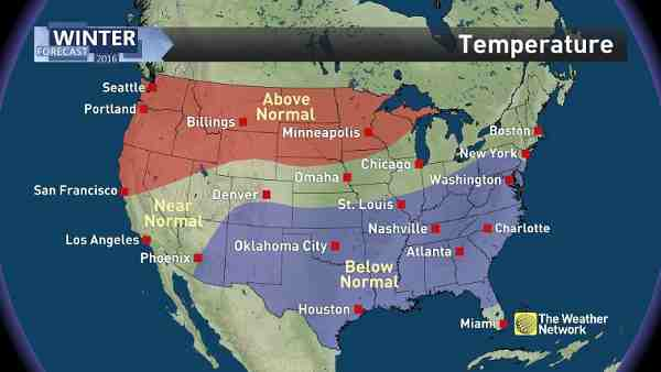 El Niño Expected to Impact Most Americans