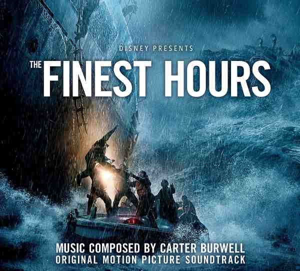 Disney Releases The Finest Hours Soundtrack