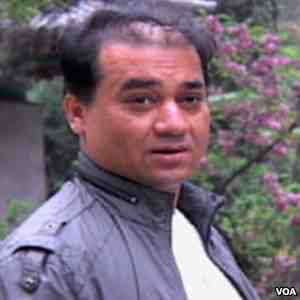 Professor Ilham Tohti