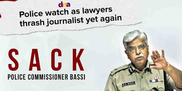 People Demand Delhi Police Commissioner B. S. Bassi's Resignation