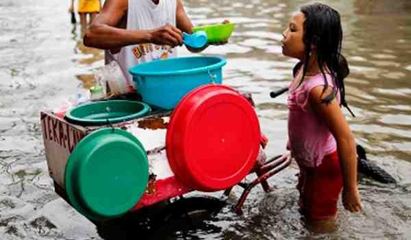 El Niño Threatens 60 Million People in Developing Countries