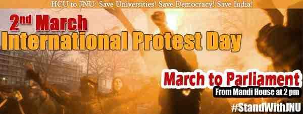 International Protest Day