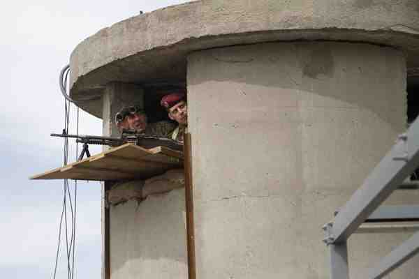 Coalition Searching for Terrorist Leader Baghdadi