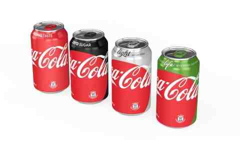 "Coca-Cola Reveals New ""One Brand"" Packaging"