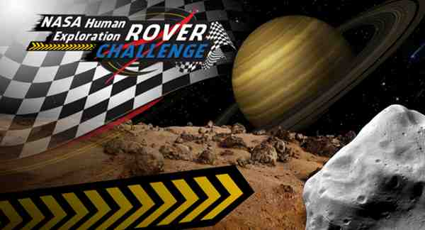 NASA to Host Human Exploration Rover Challenge