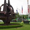 Where Is the NATO Star Sculpture Now?