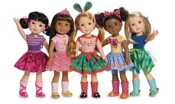 American Girl Debuts WellieWishers for Young Girls
