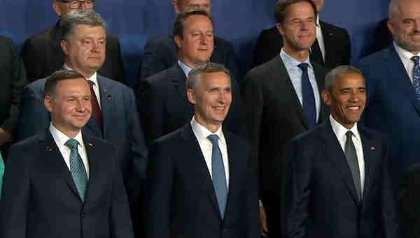 NATO Leaders