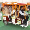 E-Carts and E-Rickshaws Freed from Permit Requirements