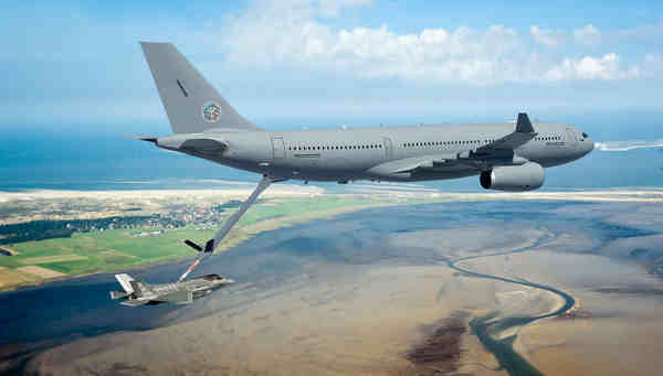 NATO to Acquire More Capability for Aerial Refueling