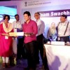 Sachin Tendulkar Interacts with Swachh Bharat Champions