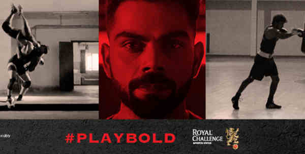 Cricketer Virat Kohli Stars in 'Made of Bold' Film