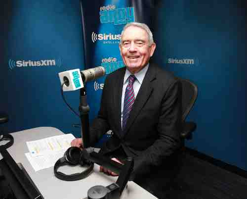Dan Rather to Discuss American Politics in Radio Show