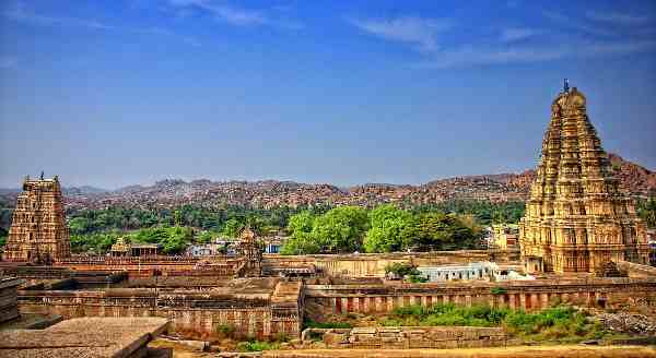 Hampi, a UNESCO World Heritage Site