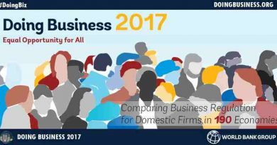 World Bank Releases 'Doing Business 2017' Global Report