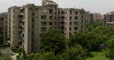 Delhi's cooperative group housing societies have become dens of crime and corruption. Click the photo to know about extreme corruption in Delhi housing societies. Photo: Rakesh Raman