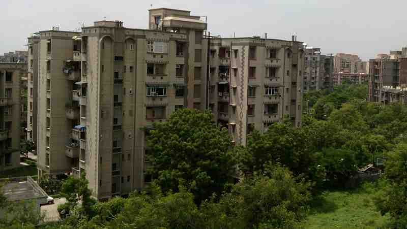 Click the Photo to Know About Corruption in Delhi Housing Societies. Photo: Rakesh Raman