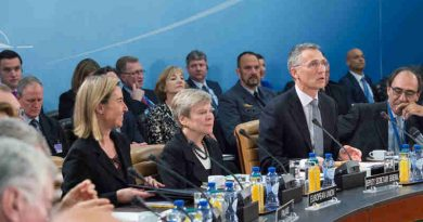 Meeting of NATO MiniOpening remarks by NATO Secretary General Jens Stoltenbergsters of Defence