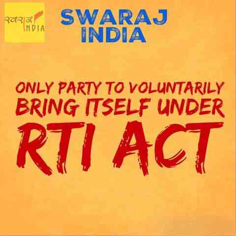 Swaraj India Party