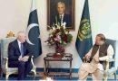 UK Praises Pakistan for War Against Terrorism