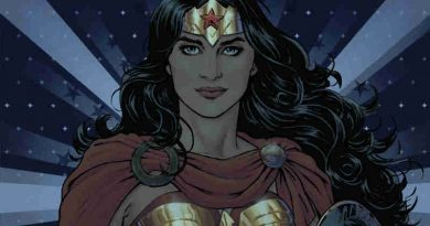 Female superhero Wonder Woman, named by the UN as Honorary Ambassador for the Empowerment of Women and Girls. Credit: DC Entertainment