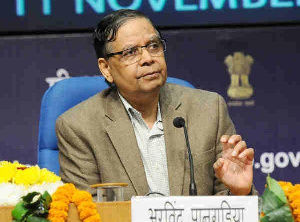 Vice Chairman, NITI Aayog, Dr. Arvind Panagariya