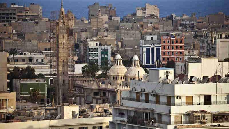 A view of the old town of Benghazi, Libya. Photo: UNSMIL/Iason Athanasiadis