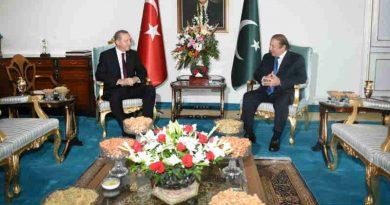 Turkish President Recep Tayyip Erdoğan with Pakistan Prime Minister Nawaz Sharif
