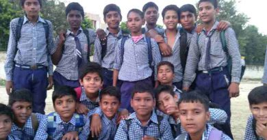 Students of a Government School in New Delhi. Photo: Rakesh Raman / RMN News Service