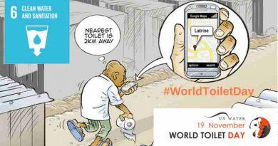 2.4 Billion People Lack Access to Toilets: World Bank