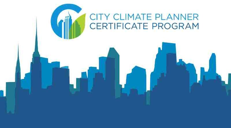 City Climate Planner Certificate Program
