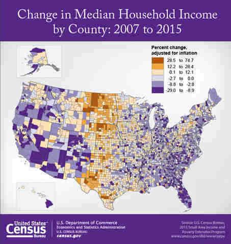 U.S. Census Bureau Releases Income and Poverty Estimates