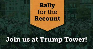 Dr. Jill Stein will host a rally and press conference outside Trump Tower