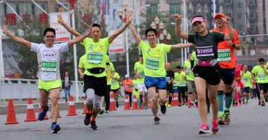 2016 Heyuan Evergreen Lake International Marathon