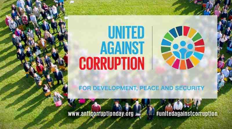 Get United Against Corruption. Photo: UNODC