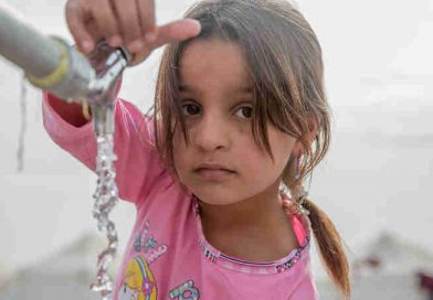 300,000 Children in Mosul Cut Off from Clean Water: UNICEF