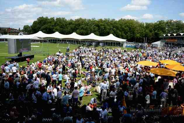 Over 2400 Volunteers Sign Up for Cricket Champions Trophy