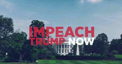 Impeach Donald Trump Now Campaign