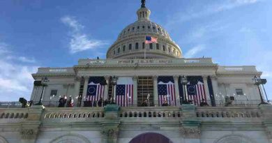 Photo courtesy: Presidential Inaugural Committee (file photo)