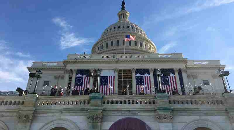 The United States Capitol, in Washington D.C. Photo: Presidential Inaugural Committee (file photo)