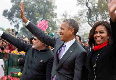 President Obama's Final Message to PM Modi of India