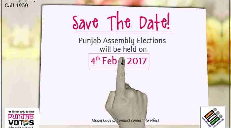 Punjab Election Date
