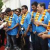 Indian Cricket Team for Blind Honored for Winning T-20 World Cup