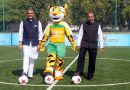 Mascot Unveiled for FIFA Under 17 World Cup India