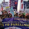 As President Mukherjee Warned, Joblessness Causing Social Unrest in India